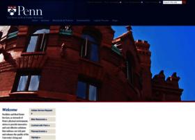 facilities.upenn.edu