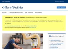 facilities.yale.edu