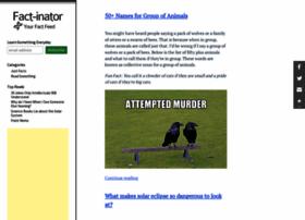 factinator.com
