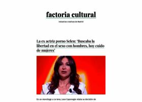 factoriaculturalmadrid.es