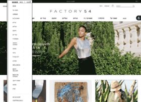 factory54.co.il