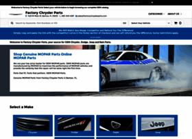 factorychryslerparts.com