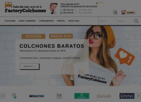 factorycolchones.com