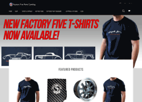 factoryfiveparts.com