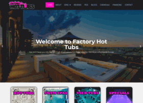 factoryhottubs.ca