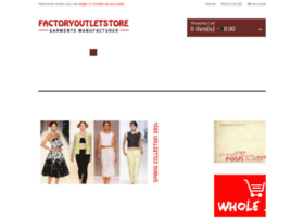 factoryoutletstore.in
