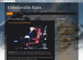 factsunbelievable.blogspot.com