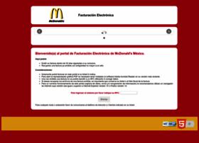 facturamcdonalds.com.mx