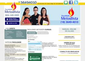 faculdademetodista.edu.br