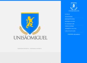 faculdadesaomiguel.com.br