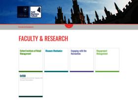 faculty-research.sbsblogs.co.uk