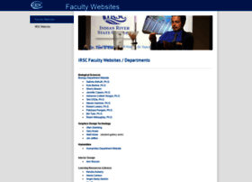 faculty.irsc.edu