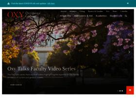 faculty.oxy.edu
