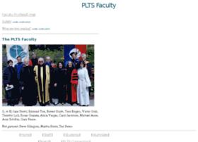 faculty.plts.edu