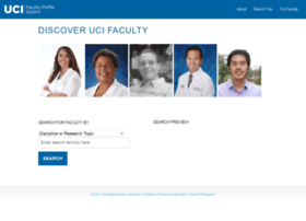 faculty.uci.edu
