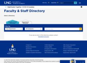 faculty.ung.edu