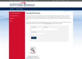 faculty.usi.edu
