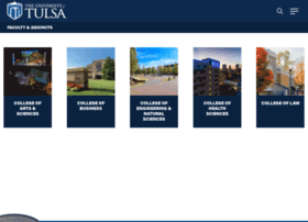faculty.utulsa.edu