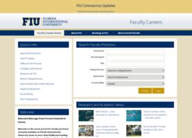 facultycareers.fiu.edu