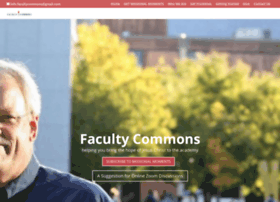facultycommons.com