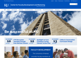 facultydevelopment.ku.edu