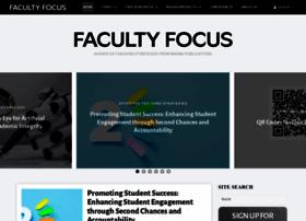 facultyfocus.com