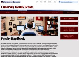 facultyhandbook.richmond.edu