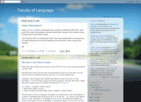 facultyoflanguage.blogspot.ca