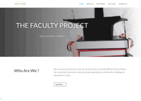 facultyproject.org