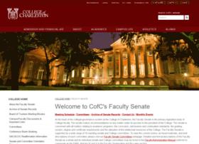 facultysenate.cofc.edu