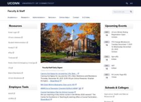 facultystaff.uconn.edu