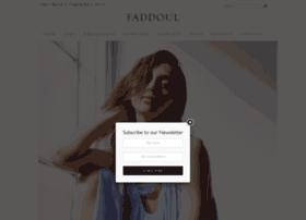 faddoulthelabel.com