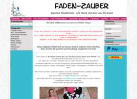 faden-zauber.com