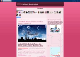 fadhilahmj.blogspot.com