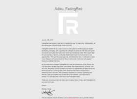 fadingred.com