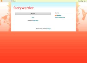 faerywarrior.blogspot.de