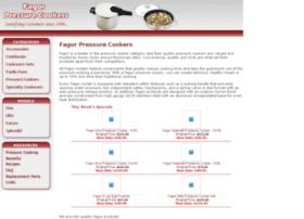 fagorpressurecookers.com