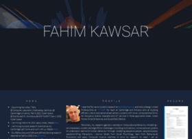 Fahim-kawsar.net