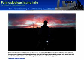 fahrradbeleuchtung-info.de