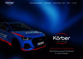 fahrschule-koerber.de