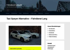fahrservice-speyer.de