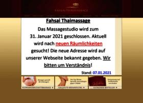 fahsai-thaimassage.de