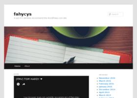 fahycys.wordpress.com