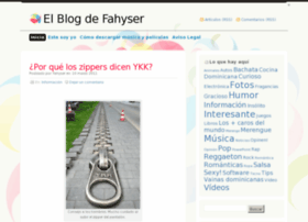 fahyser.wordpress.com