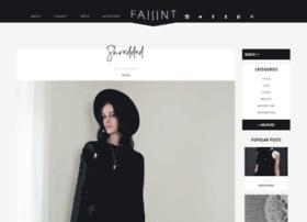 faiiint.com