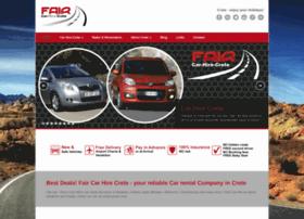 fair-car-hire-crete.com