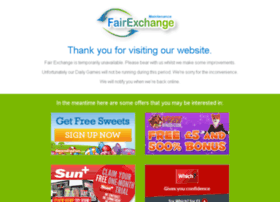 fair-exchange.com