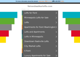 fairandwalkerlofts.com