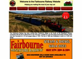 fairbournerailway.com