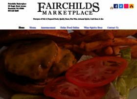 fairchildsmarket.com